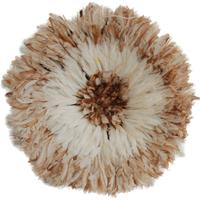 Juju Hat Brown Ring On Cream