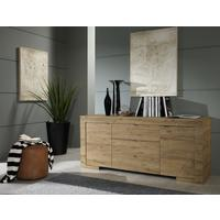 Milano Collection Sideboard in Rovere Miele oak by Andrew Piggott Contemporary Furniture