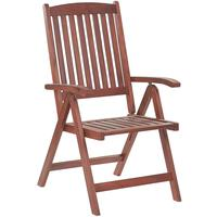 TOSCANA Solid Wooden Garden Chair