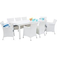 ITALY Garden Dining Set by Beliani