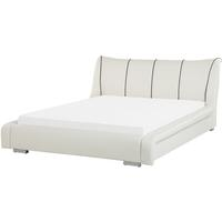 NANTES Leather Bed