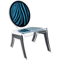 Acrylic Louis Relax Chair Quirky Design