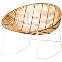 Bloomingville Natural Rattan Rocking Chair