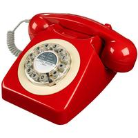 Wild & Wolf 746 Phone Box Red [D]