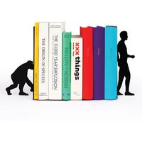 Evolution Book Ends - Black