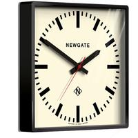 Newgate Underpass Retro Wall Clock - Black