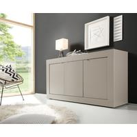 Urbino Collection Sideboard 3 Door - Matt Beige by Andrew Piggott Contemporary Furniture