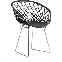 Sidera Chair - Slide Metal Legs