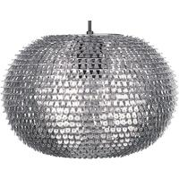 REINE Modern Ceiling Lamp Pendant with Nickel Sequins