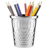 Giant Thimble Office Tidy - Silver