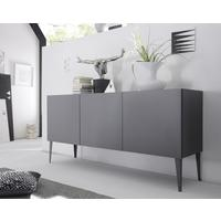 REX Three Door Sideboard - Grey