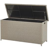 MODENA 130 Resin Wicker Storage Box for Cushions