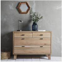 Kielder Chest 2 + 2 Drawers  by Gallery Direct