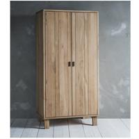 Kielder Simple Wooden Wardrobe