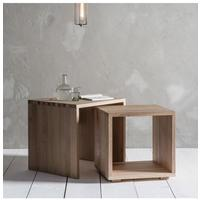 Kielder Nest Of 2 Tables  by Gallery Direct