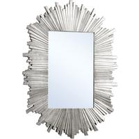 Herzfeld Rectangle Starburst Mirror
