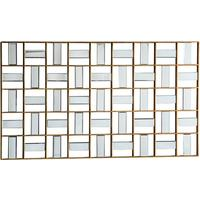 Ezra Panelled Contemporary Mirror