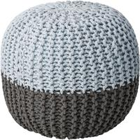 Bloomingville Knitted Pouf