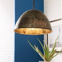 Iron-Metalic Hanging Lamp