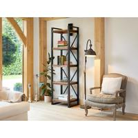 Urban Chic Alcove Bookcase by Baumhaus Furniture