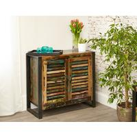 Urban Chic 2 Door Small Sideboard by Baumhaus Furniture