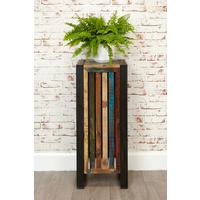 Urban Chic Tall Plant Stand/Lamp Table by Baumhaus Furniture