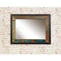 Urban Chic Mirror  large (Hangs landscape or portrait) by Baumhaus Furniture