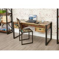 Urban Chic Laptop Desk / Dressing Table by Baumhaus Furniture
