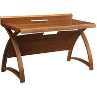 Jual Retro Laptop Table / Desk 130cm - Walnut