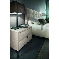 Dune 2 drawer bedside table by Icona Furniture
