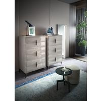 Dune 6 drawer chest by Icona Furniture
