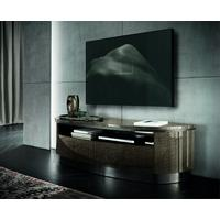Dune 2 drawer TV unit by Icona Furniture