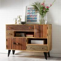 Artisian Chest of Drawers Limited Edition Rustic Reclaimed Design