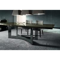 Dune Metallo dining table