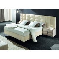 Dune wing bed by Icona Furniture
