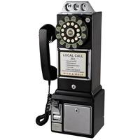 Wild and Wolf Diner Phone - Black by Red Candy