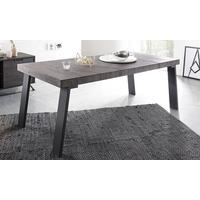Palma Dining Table 190cm - Wenge Finish