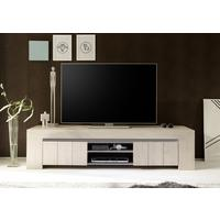 Monza Large TV Unit - Rose Beige Finish