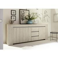 Monza Sideboard - Rose Beige Finish by Andrew Piggott Contemporary Furniture