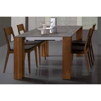 Thin dining table