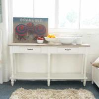 Bayonne Two Drawer Console Table