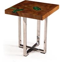 Annatto Verdi End Table
