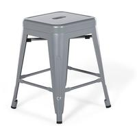 CABRILLO Retro Tolix Bar stool