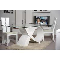 Electra dining table by Sciae