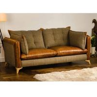 Regal Three Seater Sofa by The Orchard