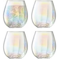 LSA Pearl Tumblers - Set of 4 [D]