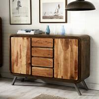Aspen Large Sideboard by Indian Hub