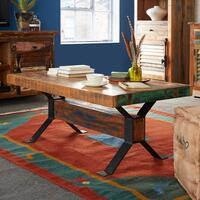 Coastal Coffee Table by Indian Hub