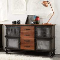 Evoke 4 Drawer Sideboard by Indian Hub