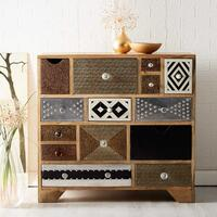 Sorio multi drawer chest by Icona Furniture